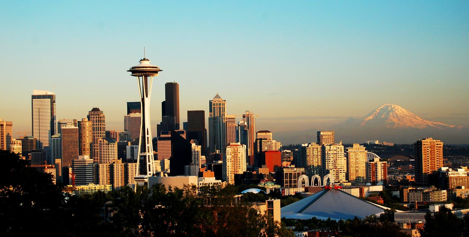 Seattle, Sunsets and Miscellaneous