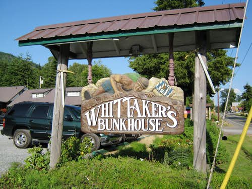 Whittaker Bunkhouse in Ashford, WA