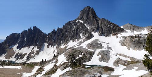 Thompson Peak Pano