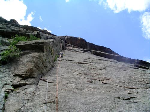 Elevenmile Dome - Moby Grape (5.7)