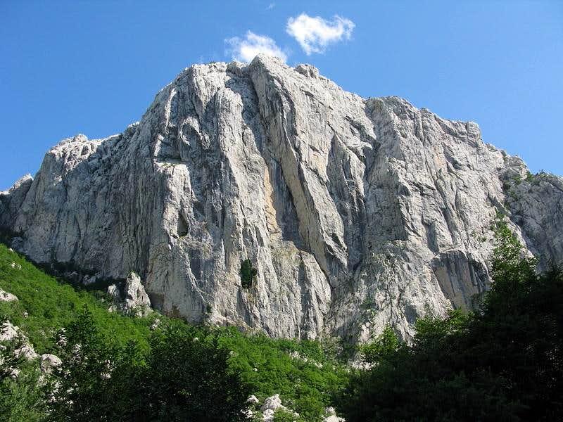 Anića Kuk (712 mtrs)