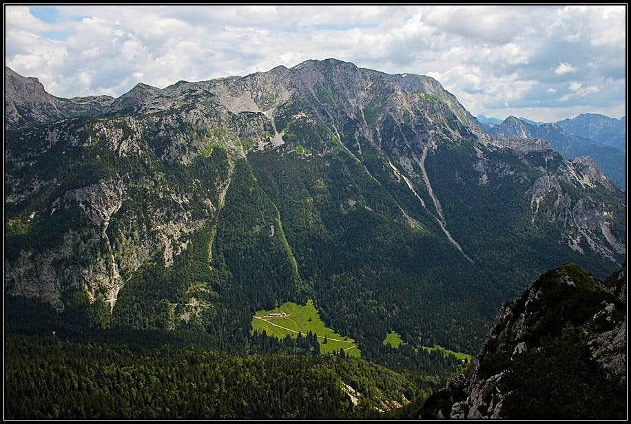 Monte Cavallo - Creta di Rio Secco