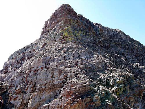 Thunder Pyramid's North Ridge