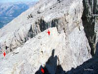 Mount Rundle Traverse, III, 5.5