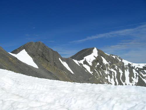 Breitenbach and False Summit