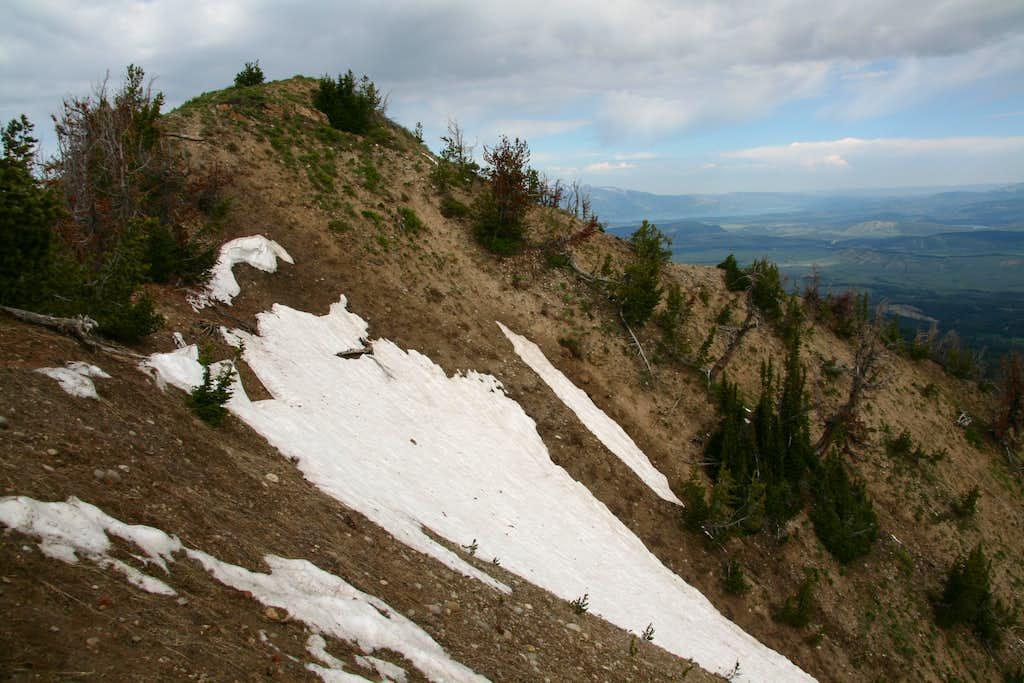 Mount Leidy
