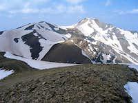 Taleghan Peak (Sefid Kootool) & Siah Darreh