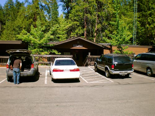 Pacific Ranger Station
