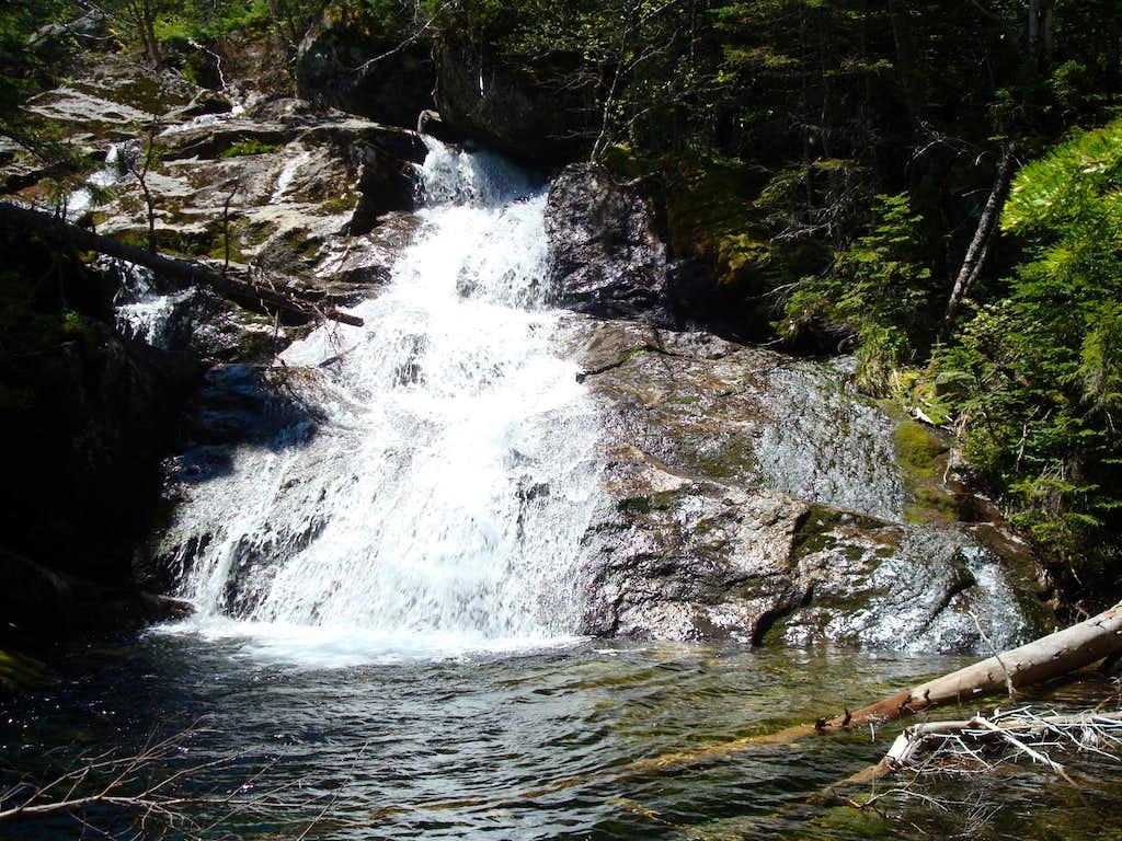 Great Gulf waterfall