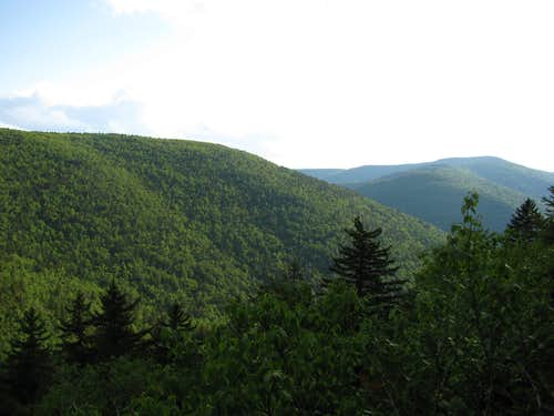 Viewpoint on Devil's Path