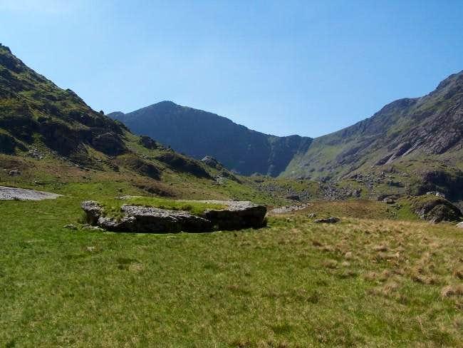 Summit of Mynydd Pencoed and...