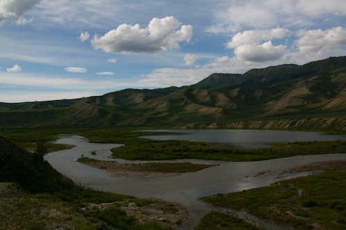Upper Slide Lake