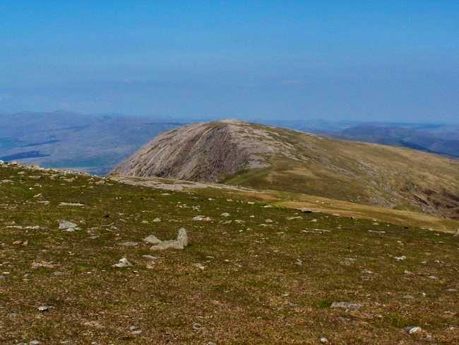 Mynydd Moel from the Summit...