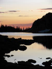Sunrise Bubble Lake