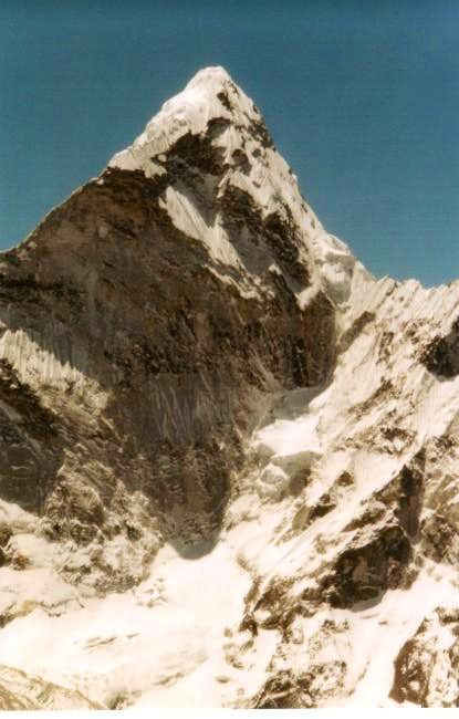 Ama Dablam.