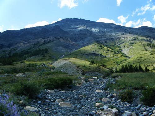 Little Dog Mountain (GNP)