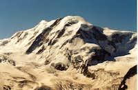 View to Lyskamm from Gornergrat