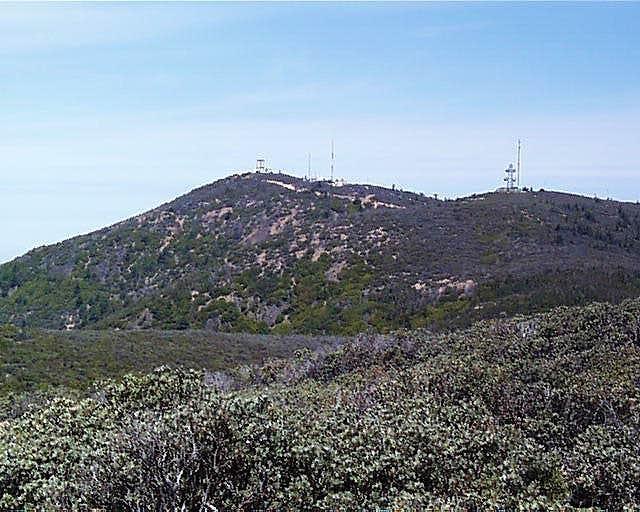 North Peak of Mount St....