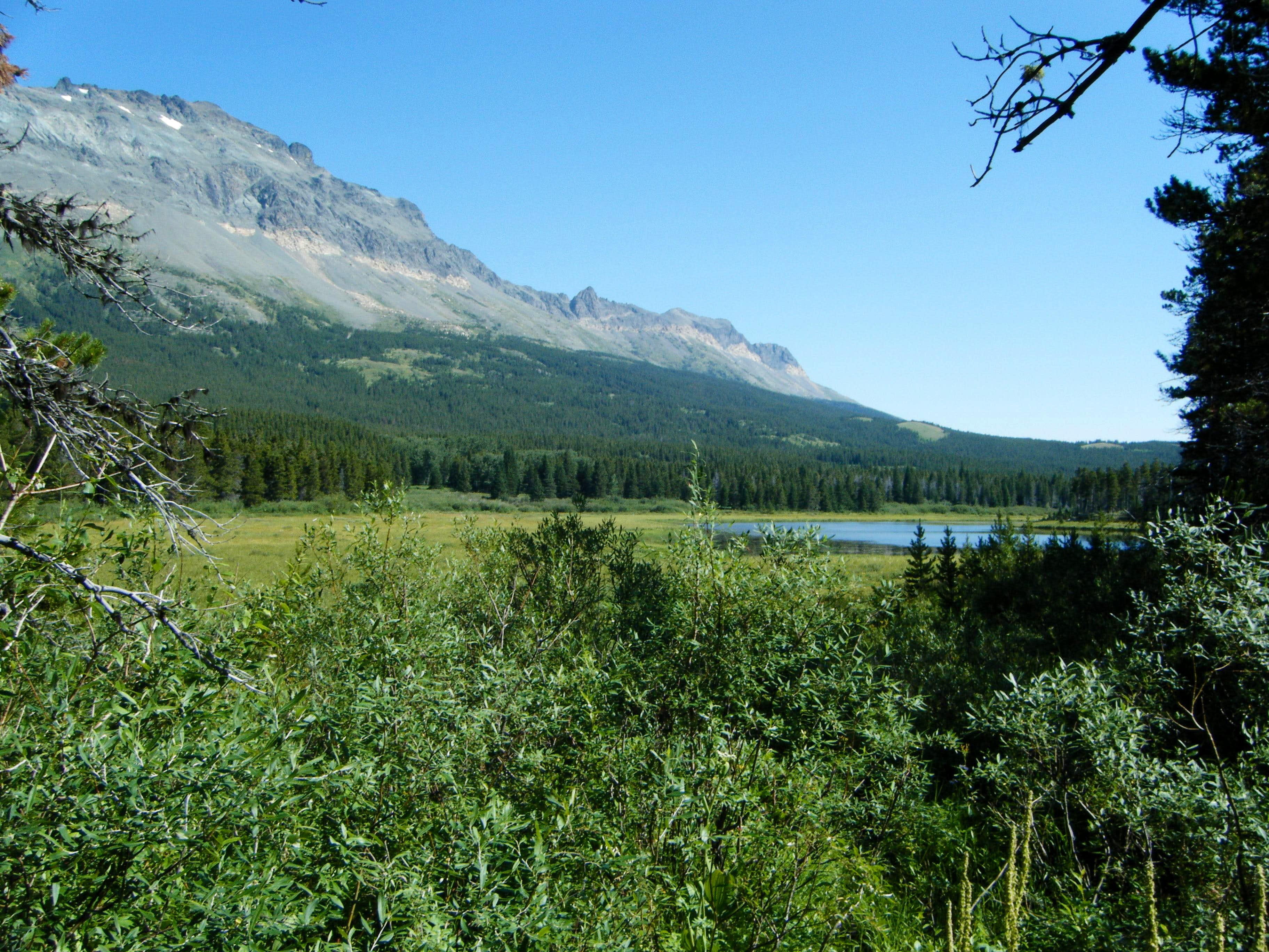 Summit Mountain (GNP)