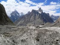 Paiyu Group Peak, Karakoram, Pakistan
