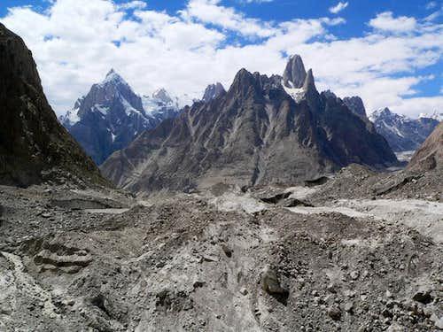 Paiyu Group Peak, Karakoram, Pakistan