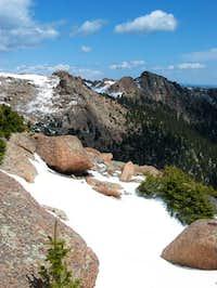 Bison's North Plateau