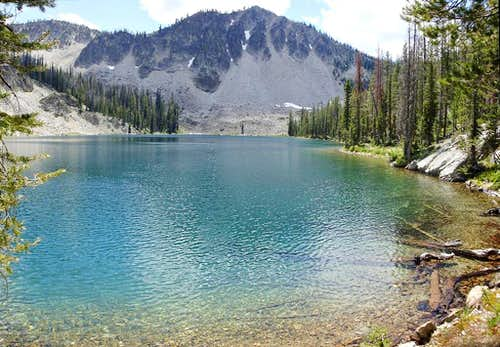 Lost Lake pano