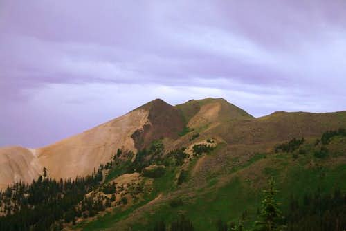 Tushar Mountains