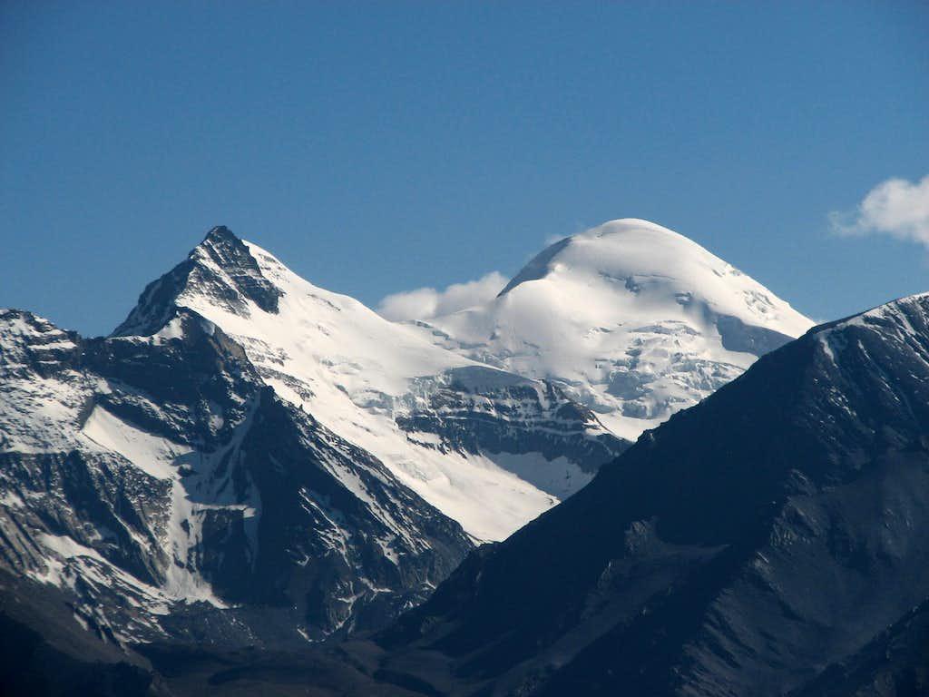 Chalung Ri (6767m) – unclimbed