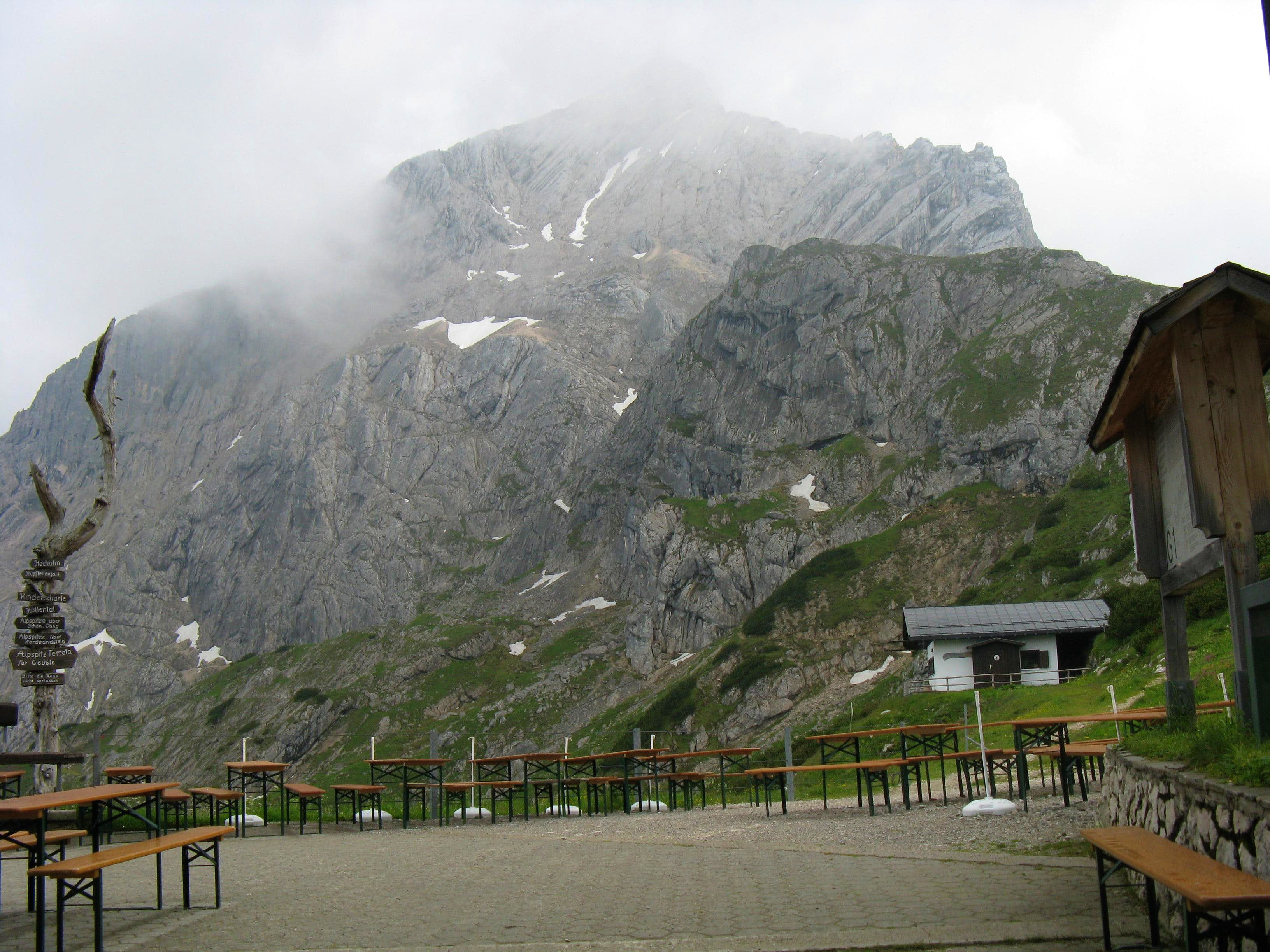 From Bahnhof to Summit