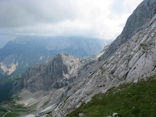 Across the Nordwand