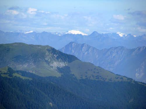 View to Hohe Tauern
