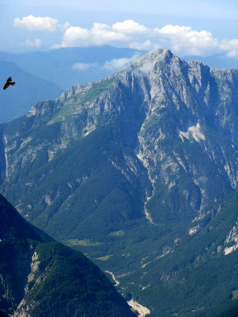 Vysoki vrh vel Rombon