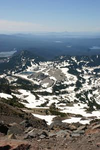 Devils Lake Trail