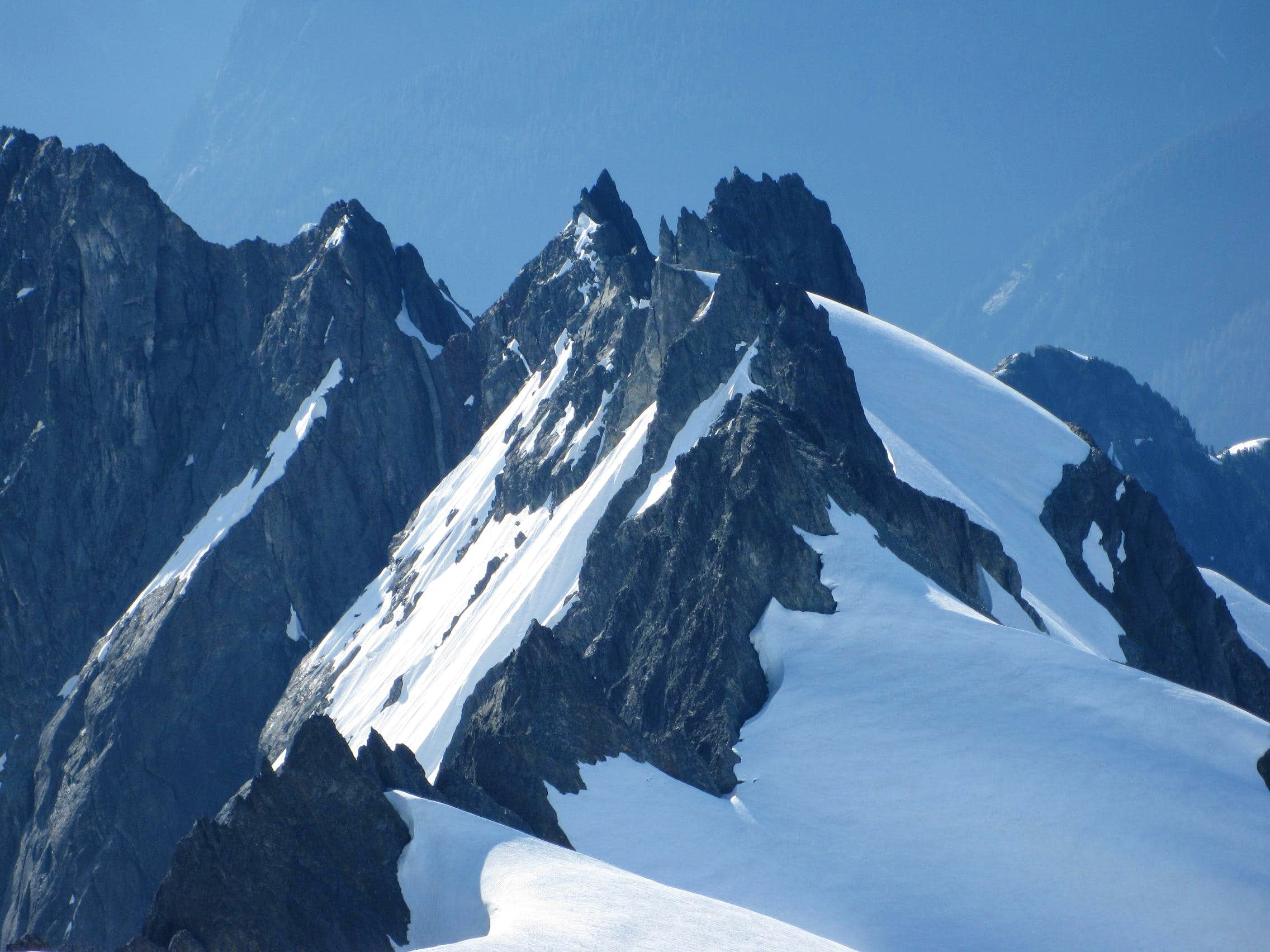 The Lower Part of Heaven: Mt. Shuksan in the North Cascades