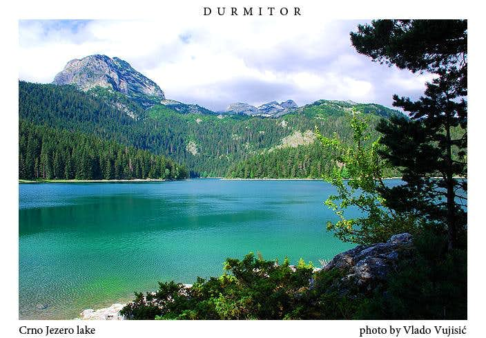 Crno Jezero lake