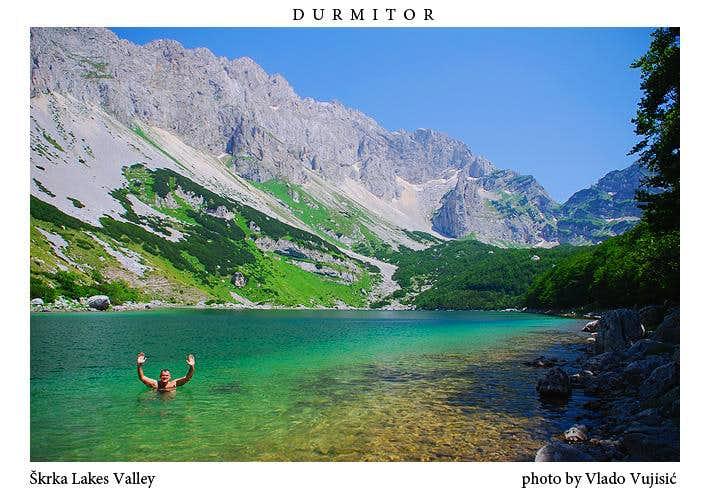 Supreme Enjoyment in Škrka Lakes Valley
