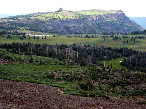 Ampitheater Peak