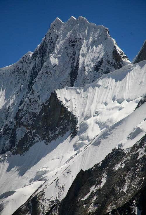 Chogolisa Group Peak