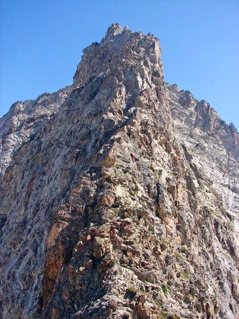 Ridge of Trois Conseillers