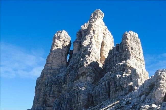 Torre di Toblin- Sexten's...