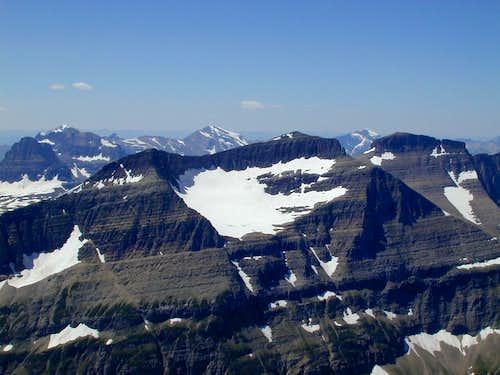 Piegan Mountain from Matahpi