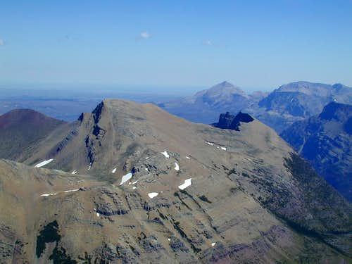 Goat Mountain from Matahpi