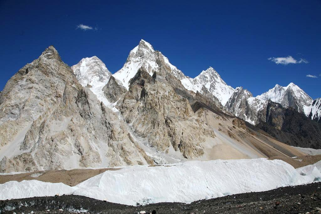 Gasherbrum Peaks