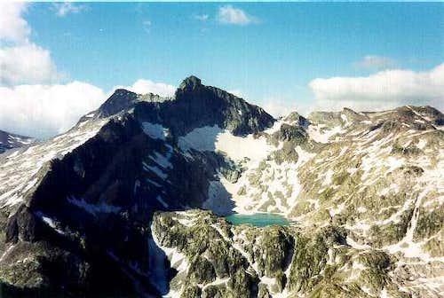 Pic Long from the Turon de Néouvielle