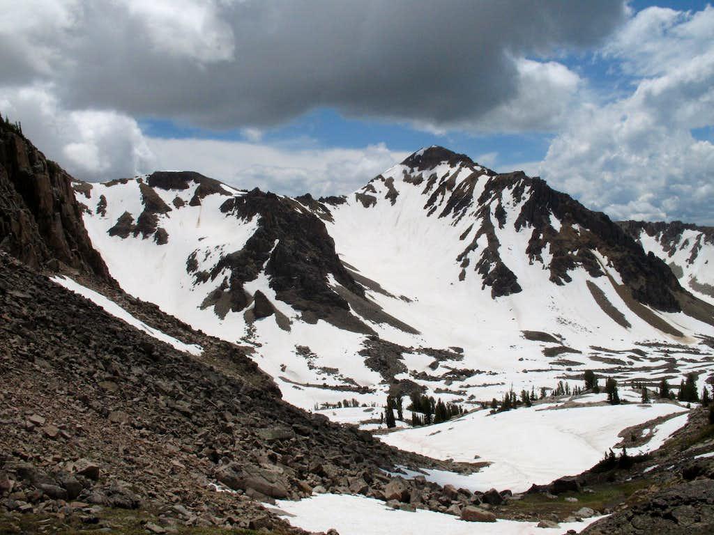 Mac Leod Peak