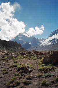 Relinchos Valley, January 2004