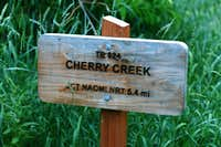 Cherry Creek Trailhead