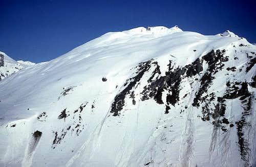 Monte Ouille - 3099m - a fine...
