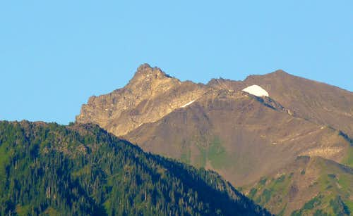Mount Carrie from...